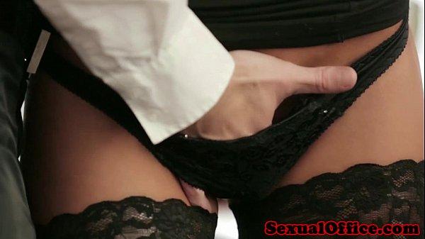 Secretária sexy da putaria