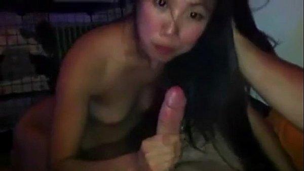 หญิงเอเชีย SEXY ร้องทุกข์ใน WEBCAM