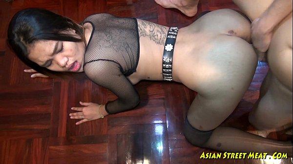 Prima magrinha deliciosa asiática