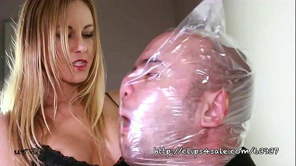 Very mistress plastic bag