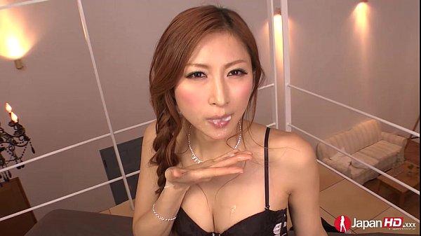 วัยรุ่นชาวญี่ปุ่นที่สวยที่สุดของ เอาสองควยน้ำแตก