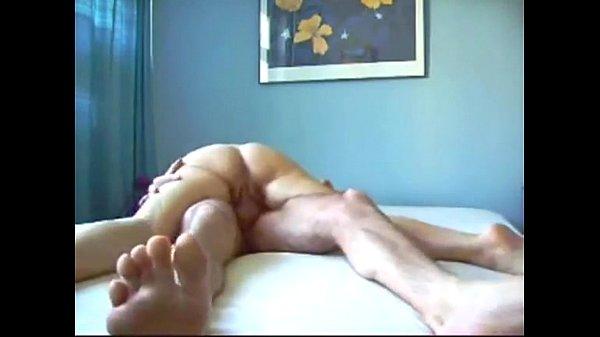 Mom cumming on my cock