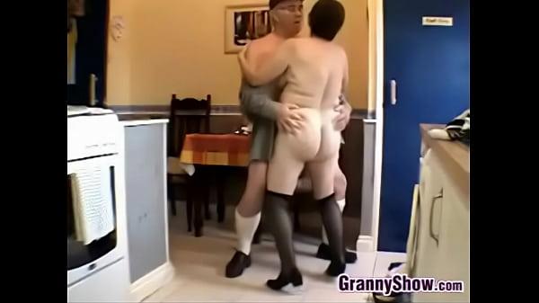 Are Grandpa hot sex with grandma opinion you