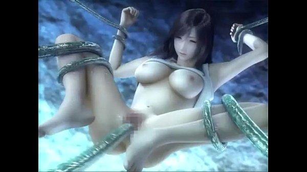 3d ninja girl gets banged - 2 6