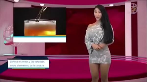 Deysi G. a apresentadora gostosa que apresenta peladinha