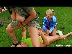 liana smiss outdoor threesome