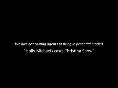 Nubiles casting se quiere que este trabajo está mal!