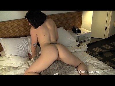 Pillow masturbation movies