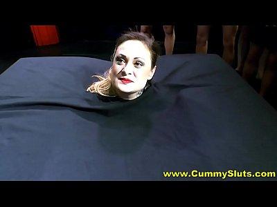 Brooke ashley bukkake