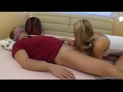 Firstanalquest.com anal fuck de una guapa rubia de 18 años nunca