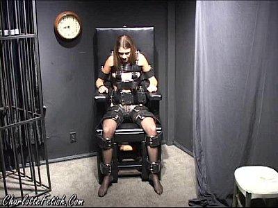 Self bondage chair