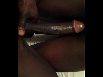 Chocolate pussy (45 sec)