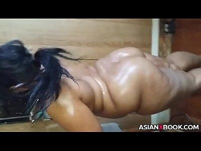 Toilet brush fetish