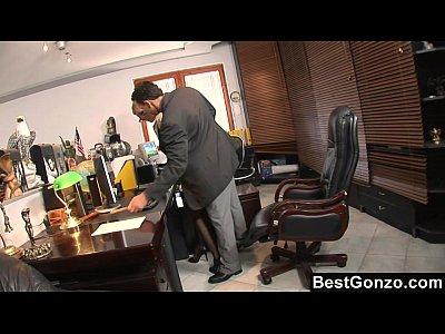 Naughty secretary horny at work (11 min)