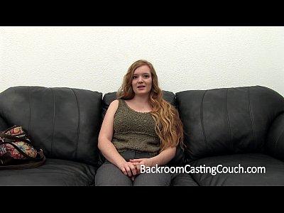 el jengibre adolescente primer anal y creampie