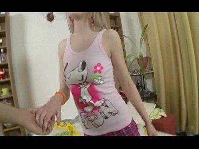 Strawberry Blonde Russian Teen Anal (26 min)