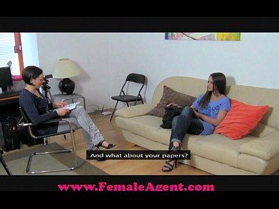 FemaleAgent A taste of Russia (10 min)