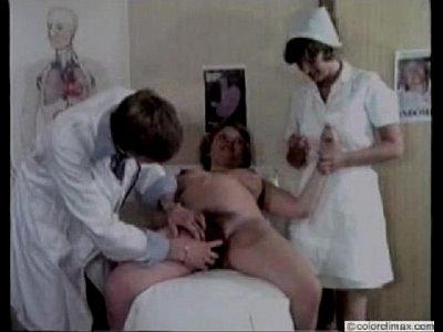 Lesbiana seducir doctor