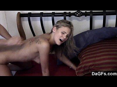 Tirar del pelo y el sexo duro