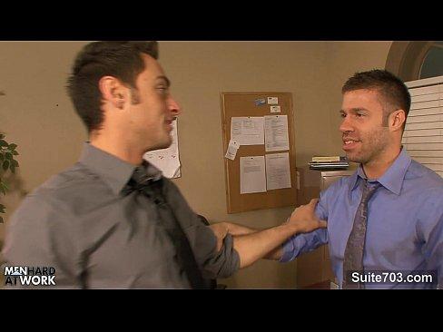 Advogados gostosos transando no escritório