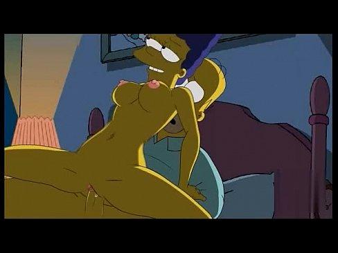 Порно видео симпсонов фото 586-125