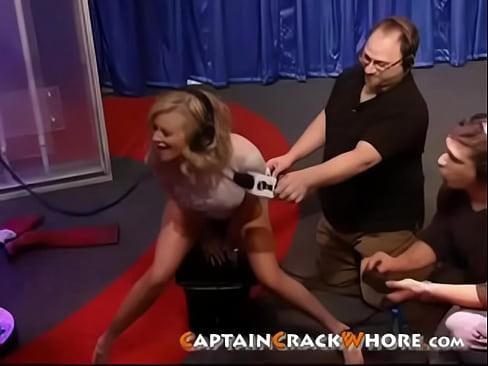 Jenna jameson riding orgasm machine