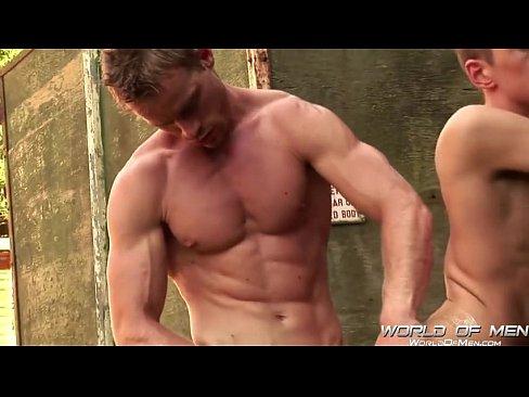 Dois irmãos em videos gay na fazenda